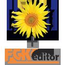MediaWiki + FCKeditor logo
